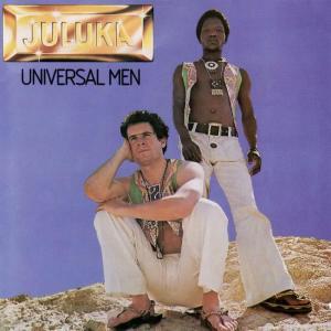 Album Universal Men from Johnny Clegg & Savuka