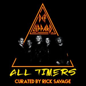 Album All Timers from Def Leppard