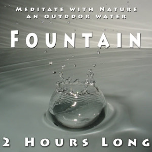 Album Meditate with Nature, An Outdoor Water Fountain 2 Hours Long from Zen Meditations from a Sleeping Buddha