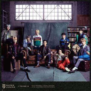 Super Junior的專輯I Think U (Japanese Version)