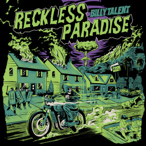 Album Reckless Paradise from Billy Talent