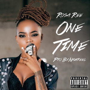 Album One Time from Rosa Ree