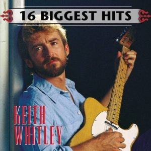 Album 16 Biggest Hits from Keith Whitley