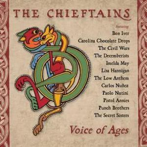 Album Voice of Ages from The Chieftains