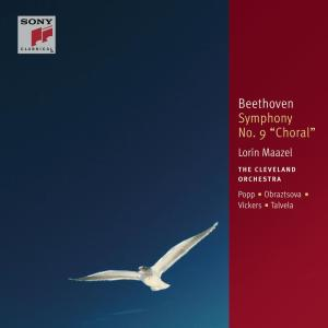 """Lucia Popp的專輯Beethoven: Symphony No. 9 """"Choral"""" & Egmont Overture"""