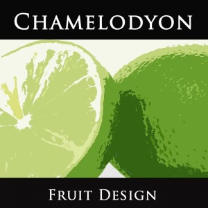 Album Fruit Design from Chamelodyon