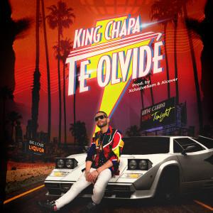 Album Te Olvidé from King Chapa