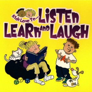 Album Kids Love To... Listen, Learn and Laugh from The Jamborees