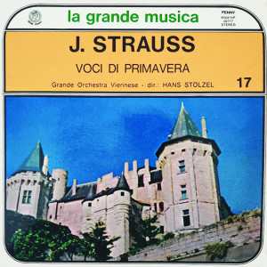 Album Voci Di Primavera from Johann Strauss