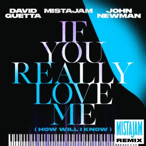 Album If You Really Love Me (How Will I Know) (MistaJam Remix) from David Guetta