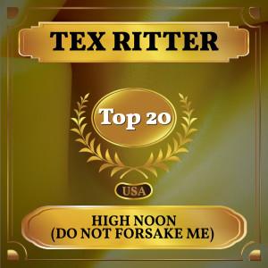 Album High Noon (Do Not Forsake Me) from Tex Ritter