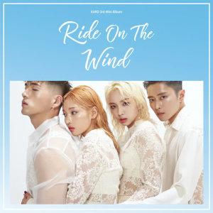 KARD 3rd Mini Album 'RIDE ON THE WIND' dari KARD