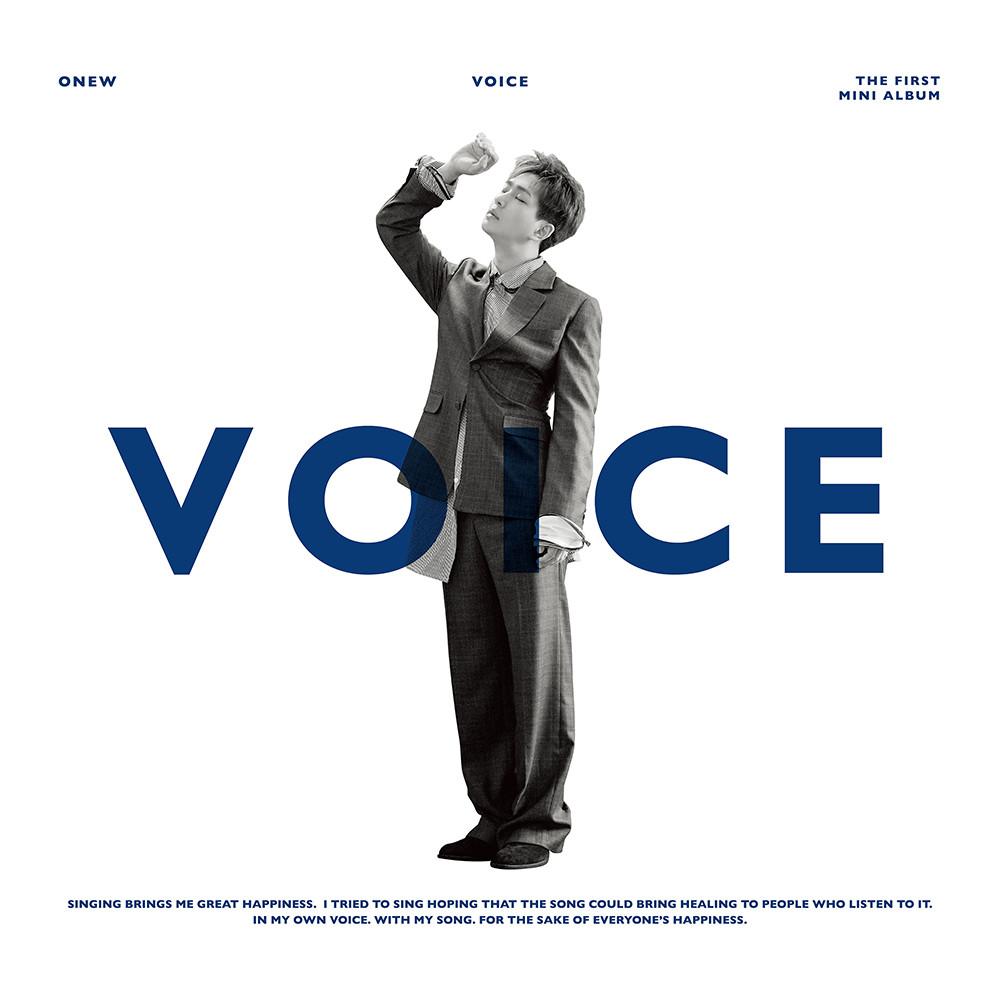 ฟังเพลงอัลบั้ม VOICE - The 1st Mini Album