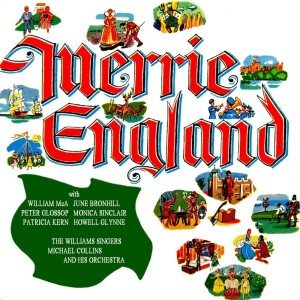 Album Merrie England, Vol. 2 from Michael Collins & His Orchestra