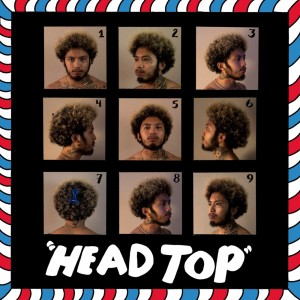 Album HEADTOP from RUSSELL!