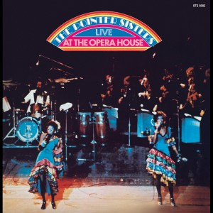 Live At The Opera House 1974 The Pointer Sisters