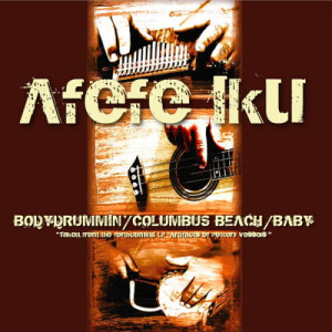 Album Bodydrummin from Afefe Iku
