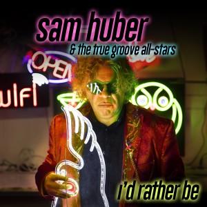 Album I'd Rather Be from Amp Fiddler