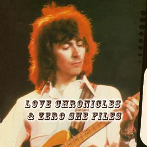 Album Love Chronicles & Zero She Files from Al Stewart