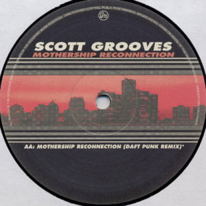 Listen to Mothership reconnection jam session reconnection (Jam Session Reconnection) song with lyrics from Scott Grooves