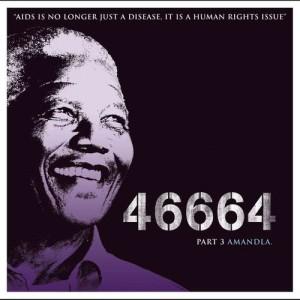 Album 46664 - Part 3: Amandla from 46664