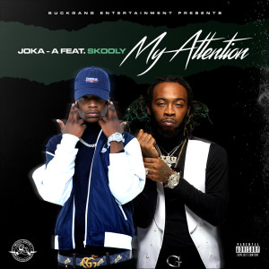 Album My Attention from Skooly