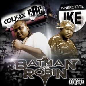 Album Batman & Robin from Colfax Cac