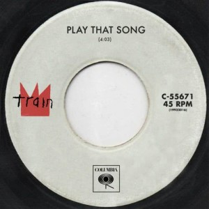 Listen to Play That Song song with lyrics from Train