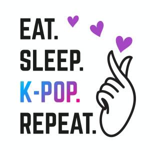 韓國羣星的專輯Eat Sleep K-Pop Repeat (Explicit)