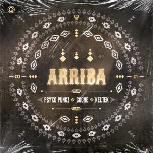 Album Arriba from Psyko Punkz