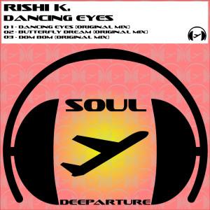 Album Dancing Eyes from Rishi K.
