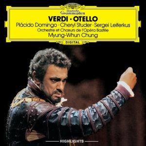 "收聽Cheryl Studer的Verdi: Otello / Act 4 - ""Piangea cantando nell'erma landa...""歌詞歌曲"