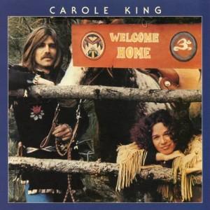Carole King的專輯Welcome Home