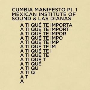 Album A Ti Que Te Importa (Cumbia Manifesto Pt. 1) from Mexican Institute of Sound