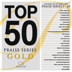 Album Top 50 Praise Series Gold from Maranatha! Music