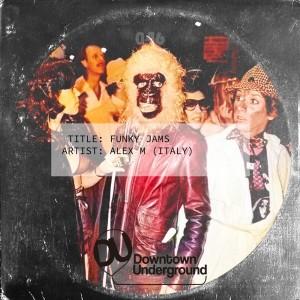 Alex M (Italy)的專輯Funky Jams