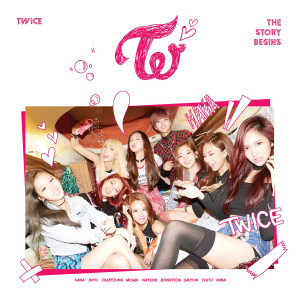 TWICE的專輯The Story Begins