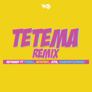 Album Tetema from Mohombi
