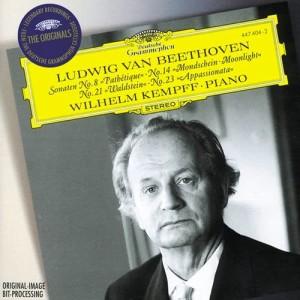 Wilhelm Kempff的專輯Beethoven: Piano Sonatas Nos.8, 14, 21 & 22