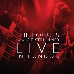 The Pogues的專輯Live in London (with Joe Strummer)