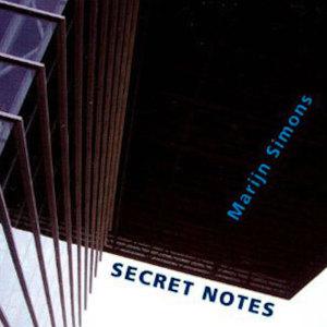Album Marijn Simons: Secret Notes from Various