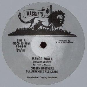 Album Mango Walk / Mango Drive from Chosen Brothers