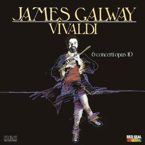 James Galway的專輯James Galway Plays Vivaldi: 6 Concerti, Op. 10