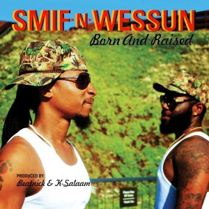 Album Born and Raised - EP from Smif n Wessun