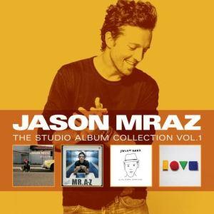 Jason Mraz的專輯The Studio Album Collection, Volume One