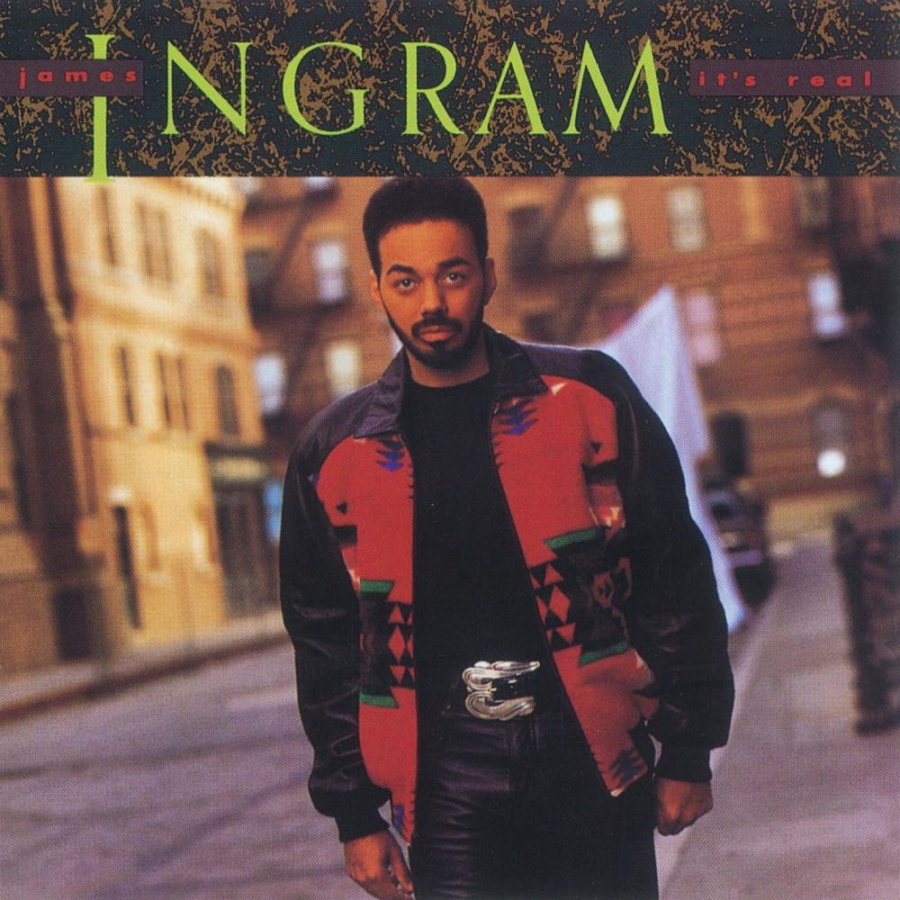 I Don't Have the Heart 1989 James Ingram