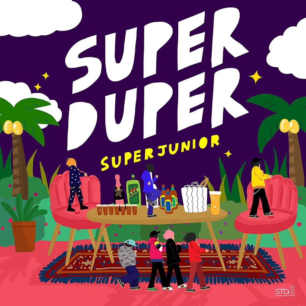 ฟังเพลงอัลบั้ม STATION, Super Duper