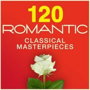Budapest Philharmonic Orchestra的專輯120 Romantic Classical Masterpieces