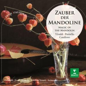 I Solisti Veneti的專輯Zauber der Mandoline (Inspiration)