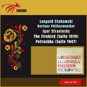 Album Igor Stravinsky: The Firebird (Suite 1919) - Petrushka (Suite 1947) (Album of 1958) from Berliner Philharmoniker